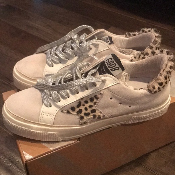 8f1e708489ac Golden Goose Shoes | Sneakers Size 7 Or 37 Nib | Poshmark